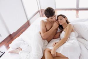El colchón perfecto para hacer el amor.
