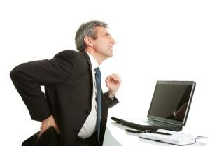 ¿Trabajas sentado muchas horas?