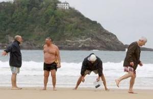 Haga ejercicio , stop al dolor de espalda.
