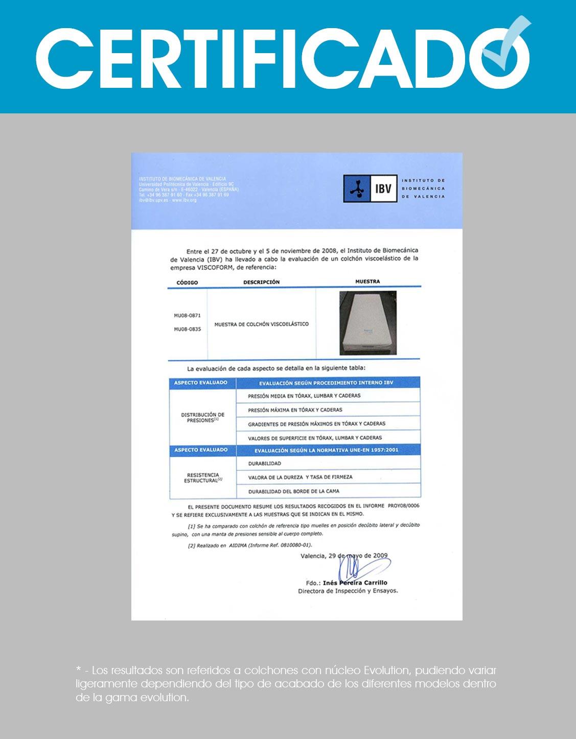 certificado-colchón-evolut2