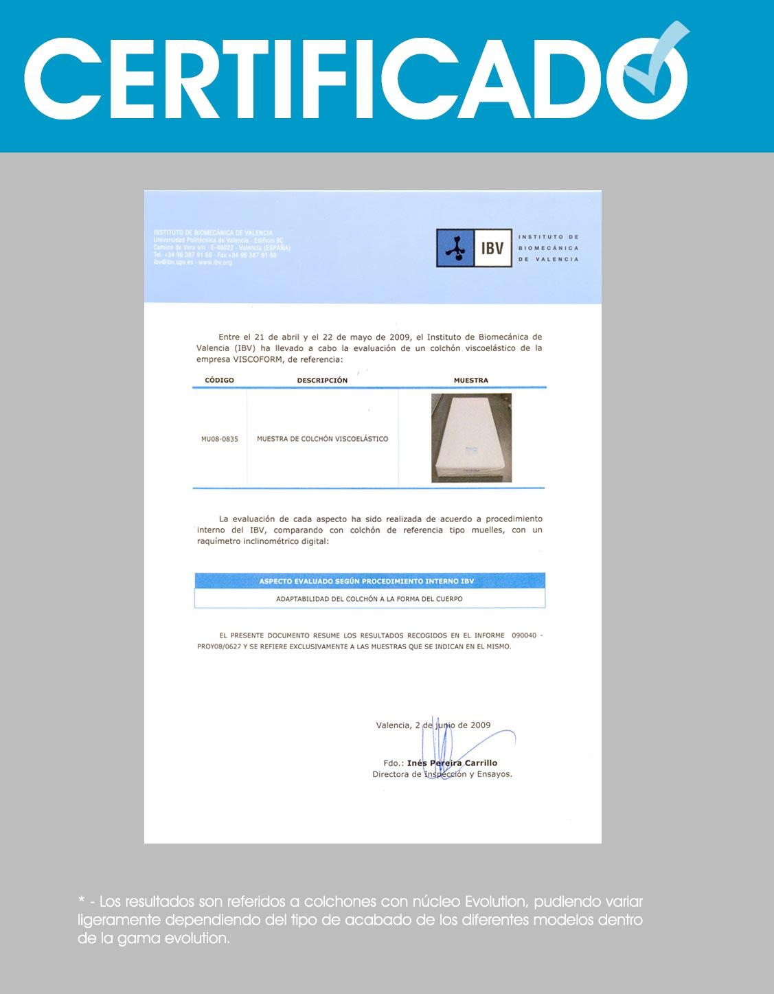 certificado-colchón-evoluti