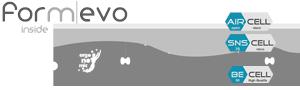 Esquema núcleo colchón ergonómico visco newzen